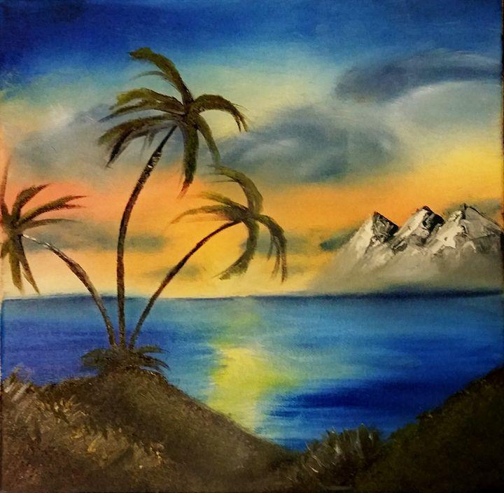 Paradise - Andrews Handmade Art