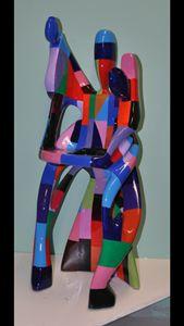 La chaise des couleurs - Clement Lemieux