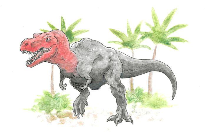Tyrannosaur Rex - Kayla Clifford