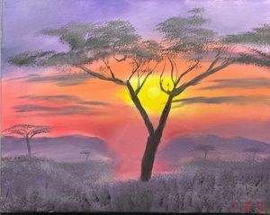 Sunrise solitude - JFB