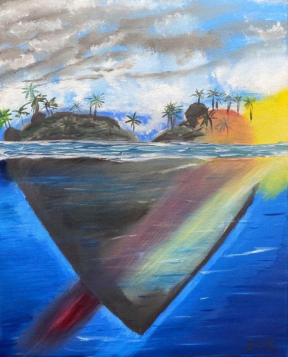 Heart island - JFB