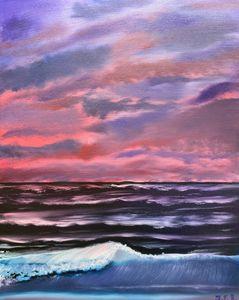 Tides & Skies #1 - JFB