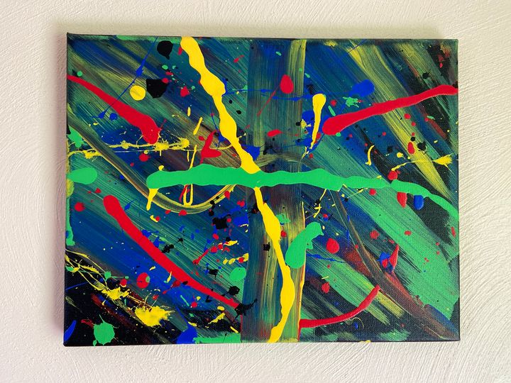 Abstract - Abstract art