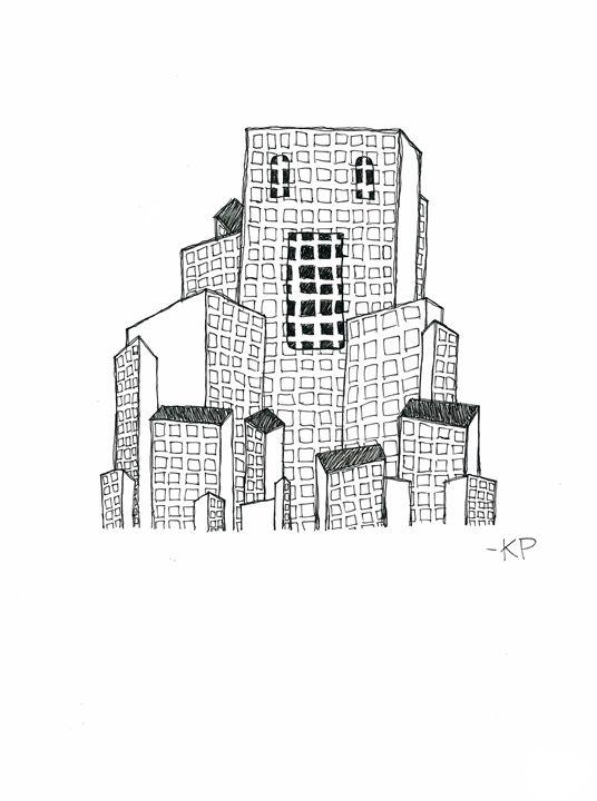 Buildings - Kyle Parker Designs