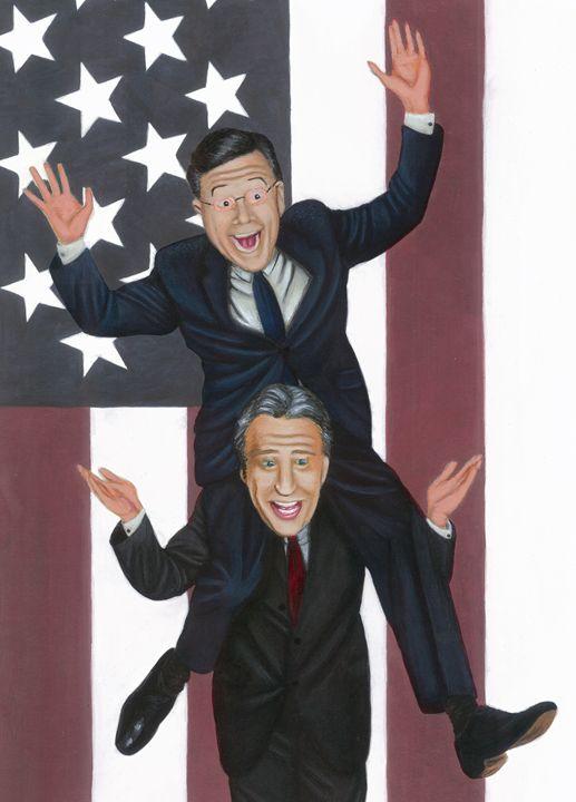 Colbert/Stewart - Kyle Parker Designs