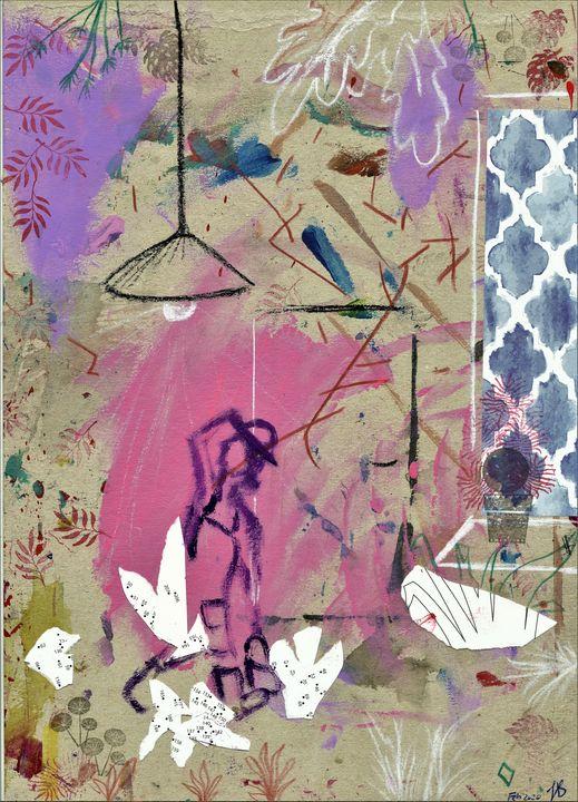 The Gardener - Felizia Bade ArtGallery