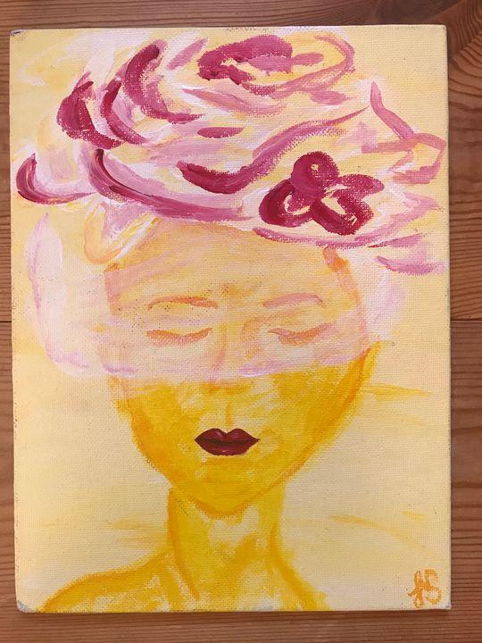 Yellow Dream - Felizia Bade ArtGallery