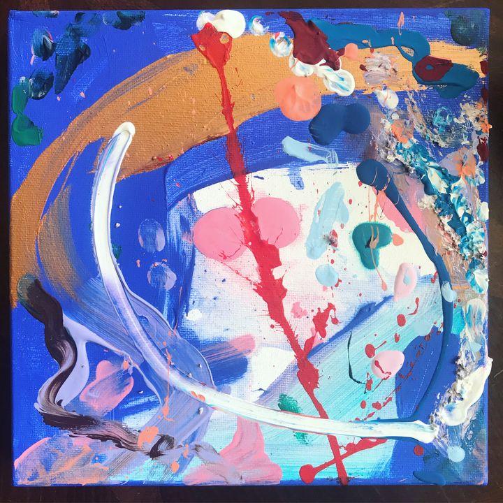 Funky - Felizia Bade ArtGallery