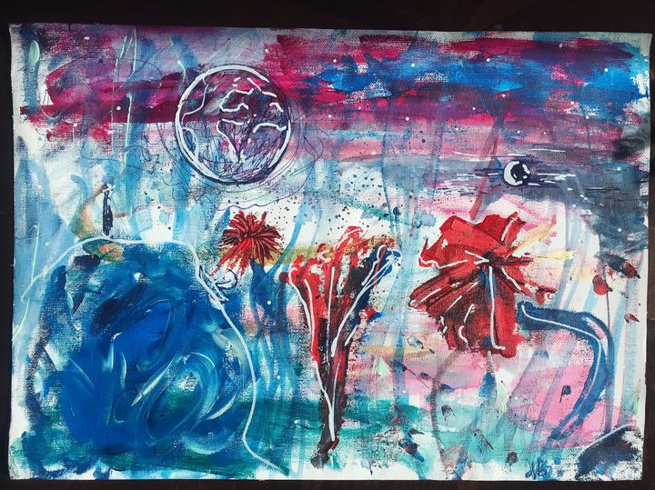 Universal Perspective - Felizia Bade ArtGallery