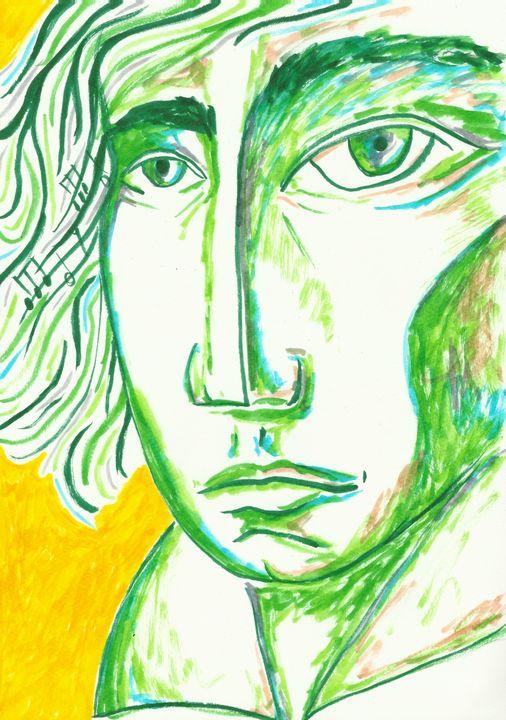 Beethoven - Variation 12 - Felizia Bade ArtGallery
