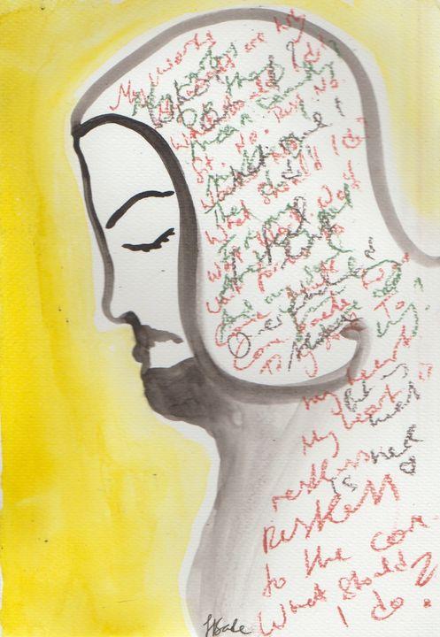 Restless - Felizia Bade ArtGallery