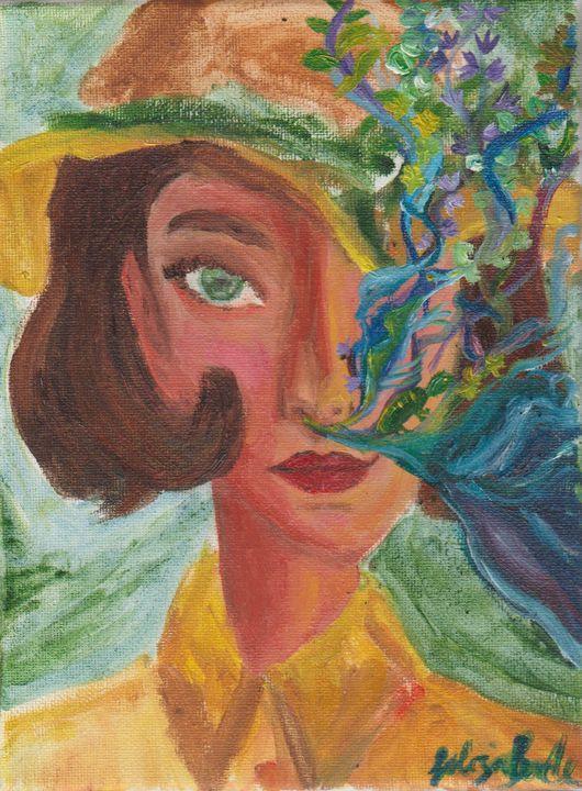The Explorer - Felizia Bade ArtGallery