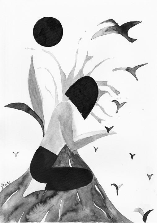 Freedom - Felizia Bade ArtGallery