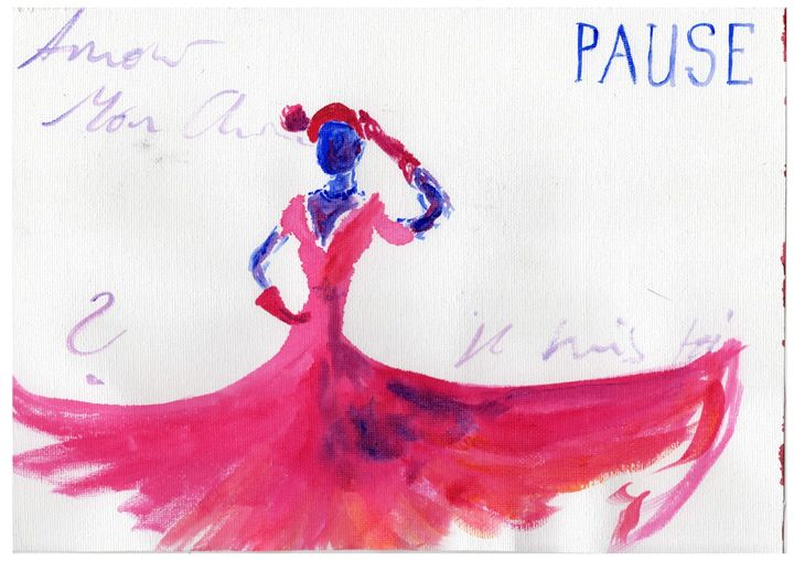 Pause Fashion - Felizia Bade ArtGallery