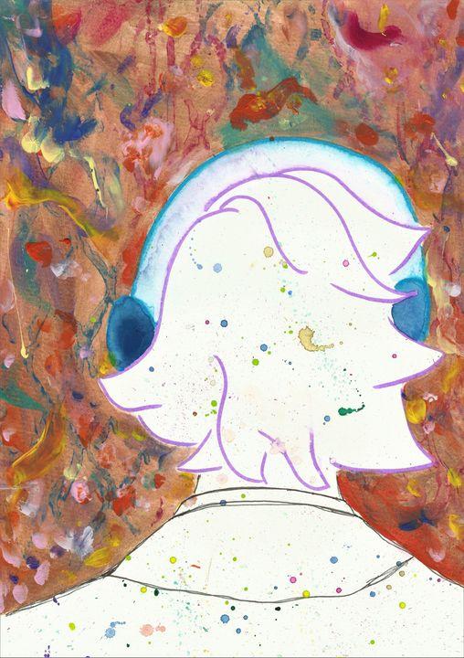 Beethoven - Variation 1950s - Felizia Bade ArtGallery
