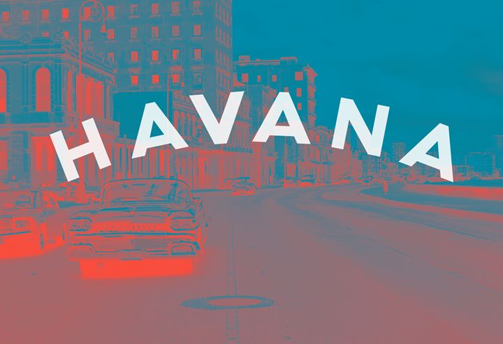 Havana - Mixed Media