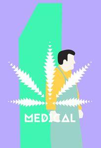 Dispensary - Mixed Media