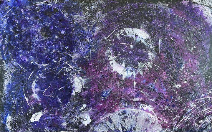 Mind's Eye Galaxy - Brianna Young