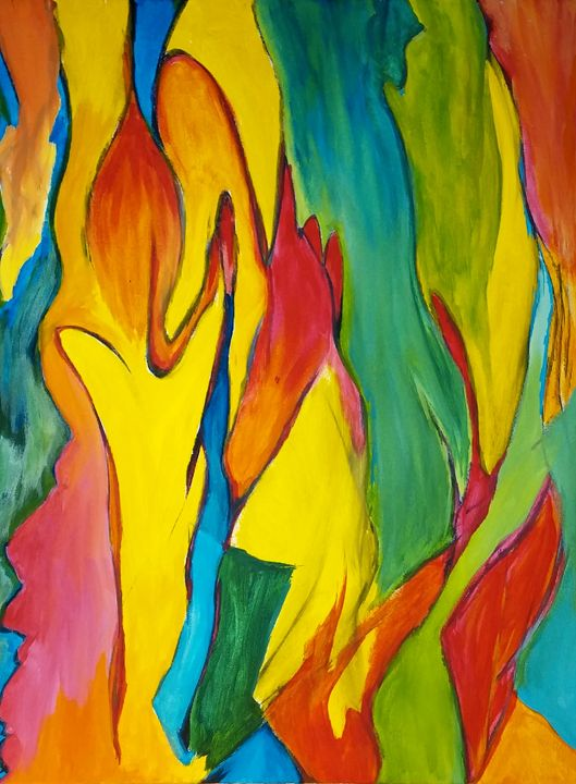 Merging - Mary Simms