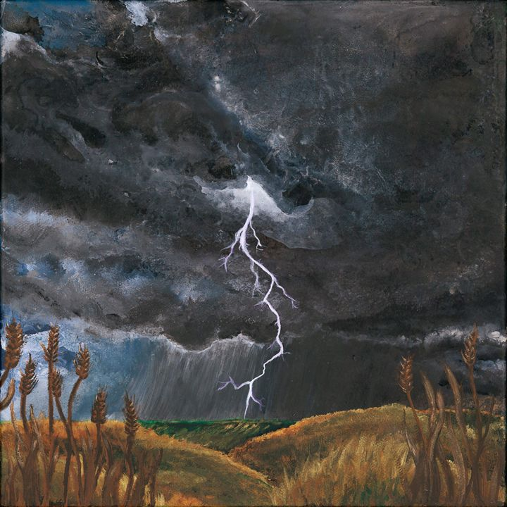 Afternoon Thunderstorm - Micah Kafka