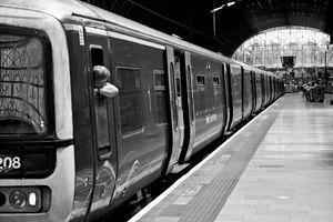 Paddington Station Train Driver