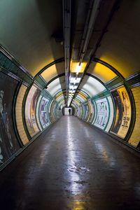 Tunnel Vision - Linda Wisdom