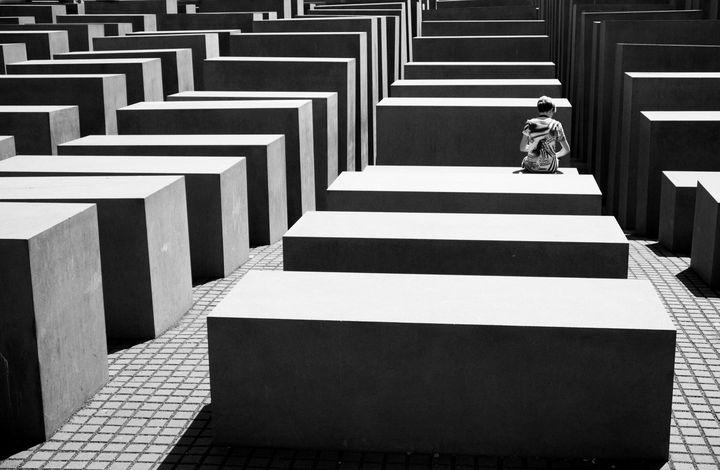 Berlin Memorial - Linda Wisdom