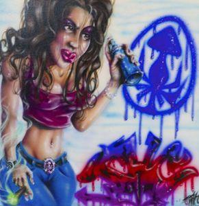 Graff girl