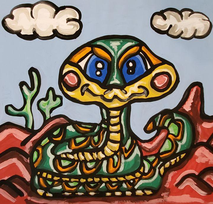 Snake - Justrita