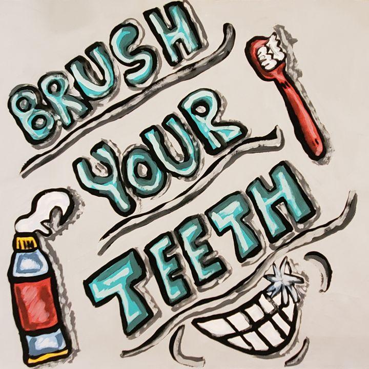 Brush your teeth - Justrita