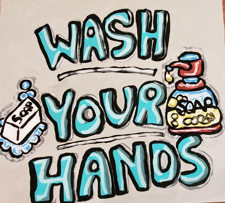 Wash your Hands - Justrita