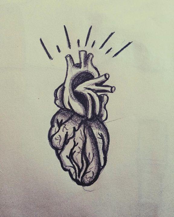 Heart - Olivia Achorn