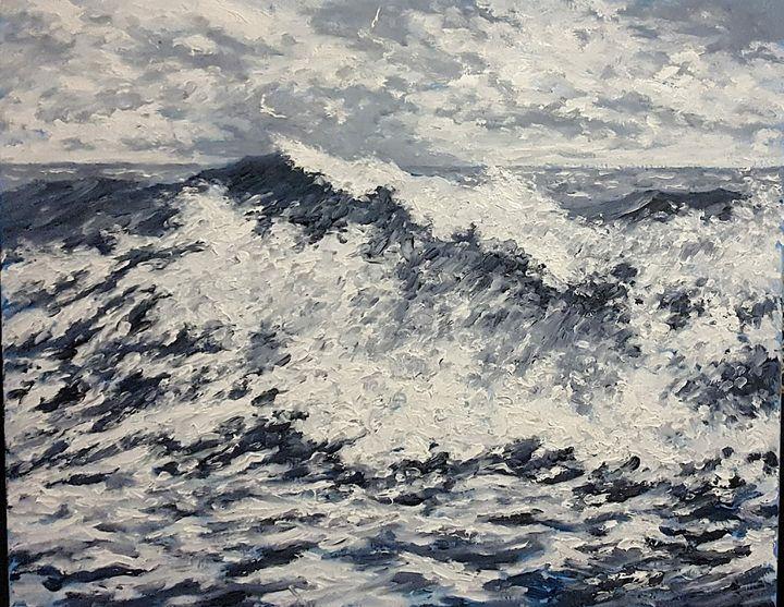 seascape LXXIII - colin ross jack
