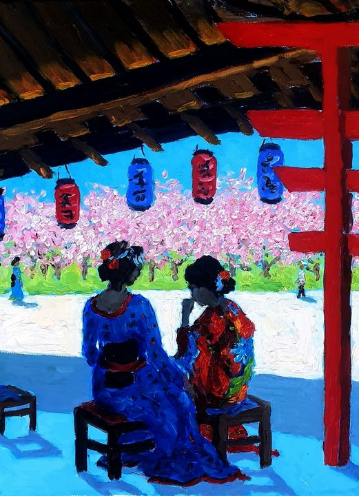japanese tearoom - colin ross jack