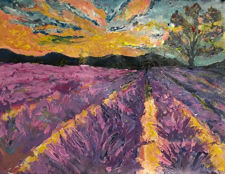 Field of Tall Grass - Neil Travis Mayes