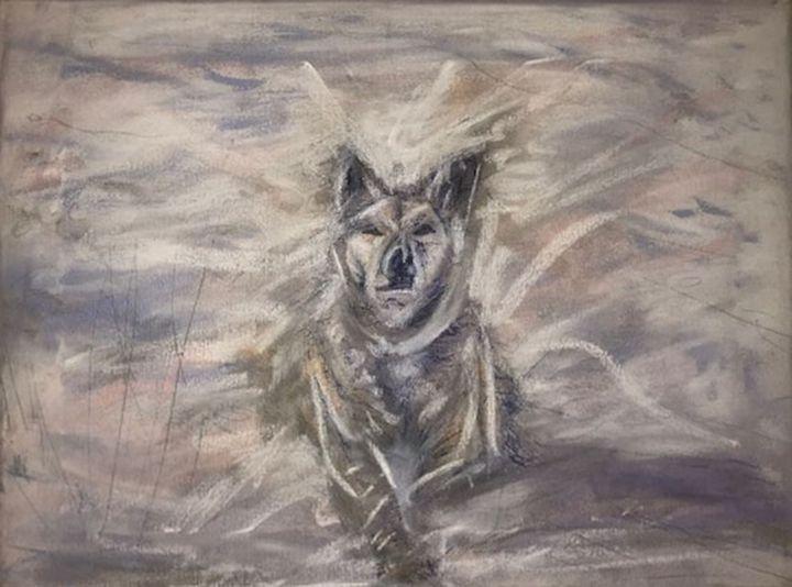 Blond Dog - Neil Travis Mayes