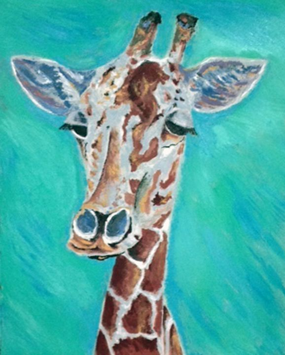 Giraffe - Neil Travis Mayes