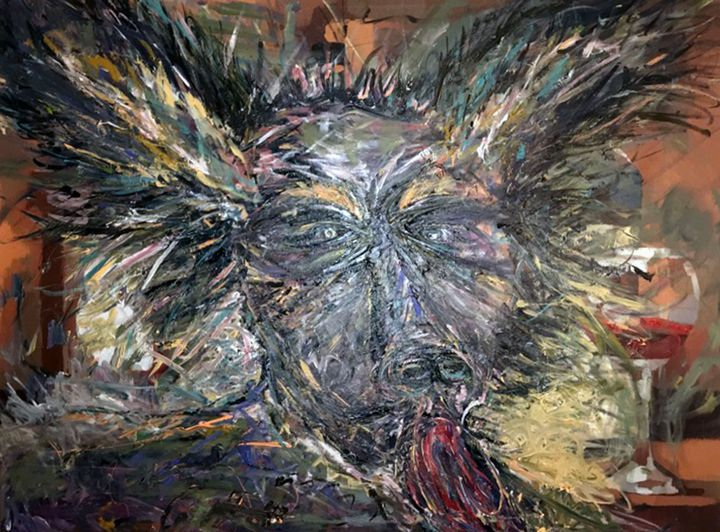 Muffit my dog - Neil Travis Mayes