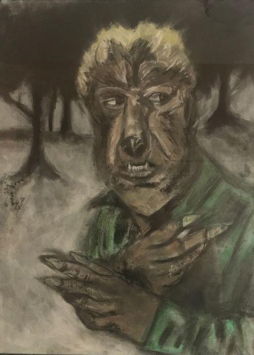 Wolf man - Neil Travis Mayes