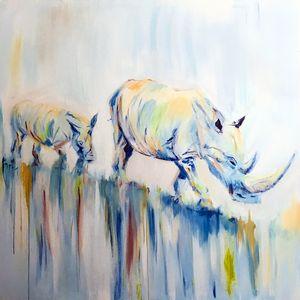 Bad Ass Rhinos