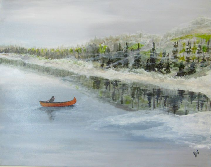 Shrouded Shore - Jan Holmes Frost