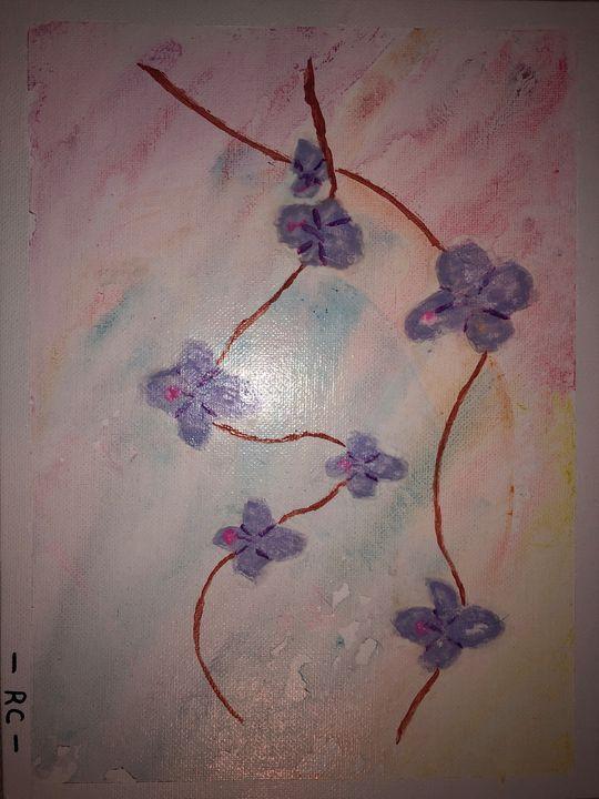 Baby's Flowers - Rikhil Chandarana