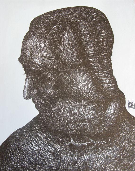 Blue Thought - Eugen Alupopanu