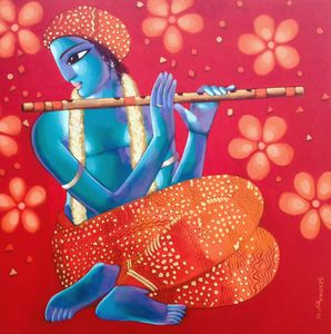 FLUTE WITH BLUBOY