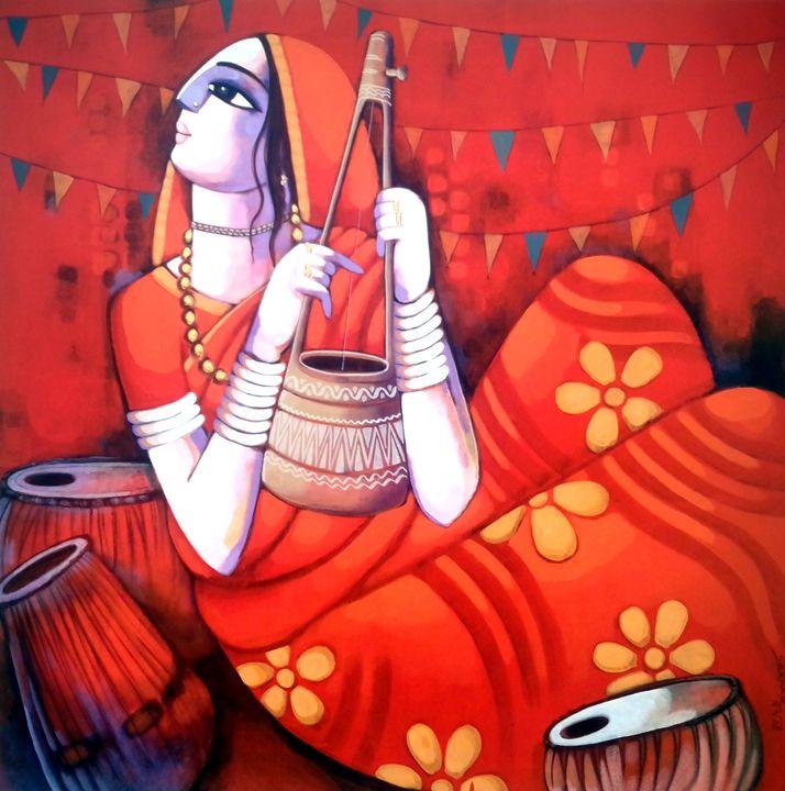 Music - sekhar Roy's art