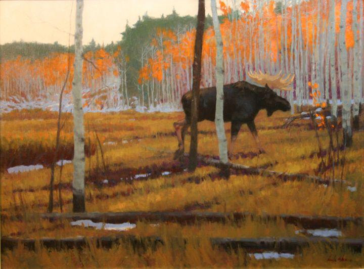 Moose Crossing - DoyleShaw