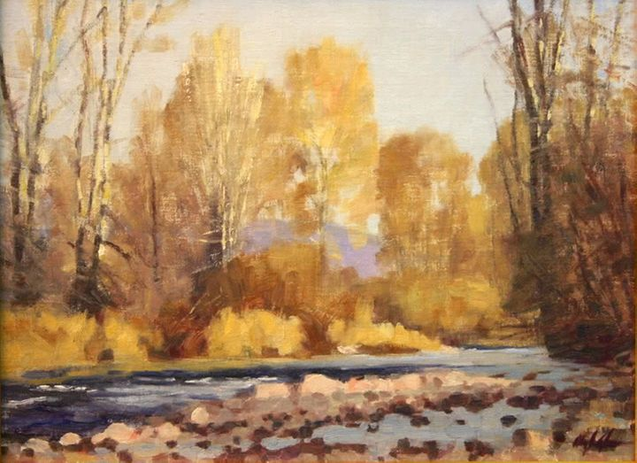 Ketchum River - DoyleShaw