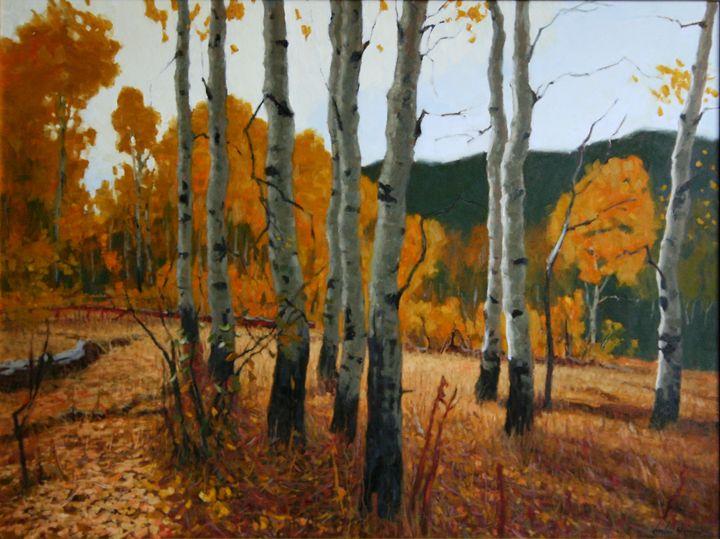 Aspen Autumn - DoyleShaw