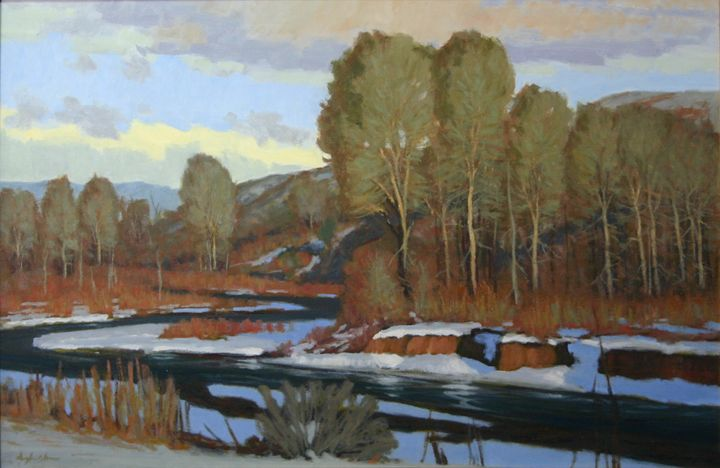 River Banks Thaw - DoyleShaw