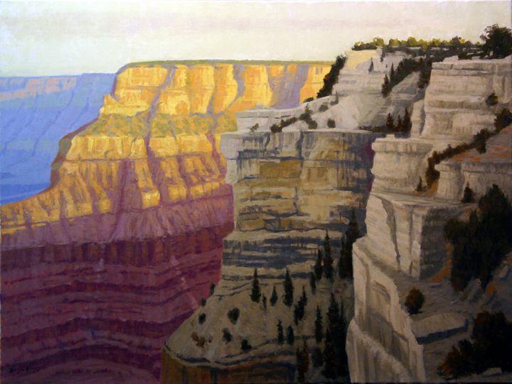 Grand Canyon Walls - DoyleShaw